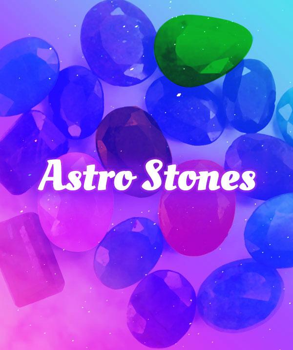 Astro stones